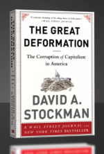 David Stockman served as Director of the Office of Management and Budget under Ronald Reagan.