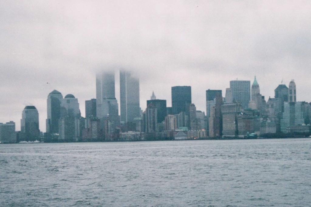 Before: Manhattan Skyline March 2011