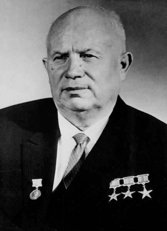 Nikita Khrushchev - STEM Graduate, Class of 1925