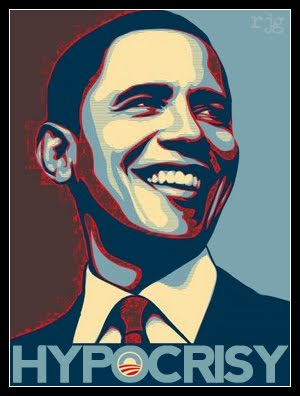 obama hypocrisy