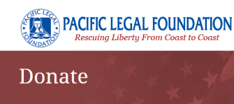 give to pacific legal foundation