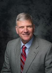 Franklin Graham President and CEO, Billy Graham Evangelistic Association