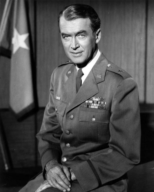 James Maitland Stewart (1908-1997) | B-24 Pilot, Flight Instructor & Patriot
