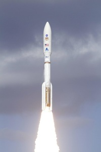 nasa launch of rocket