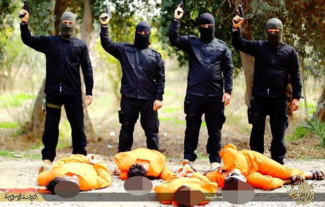 DAily Mail: ISIS executes alleged British in Salahuddin province, Iraq