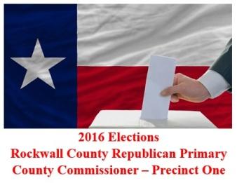 2016 elections precinct one