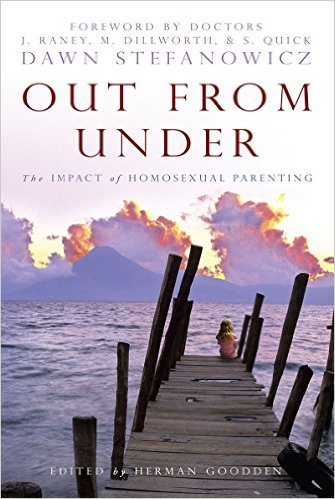 out from under book cover