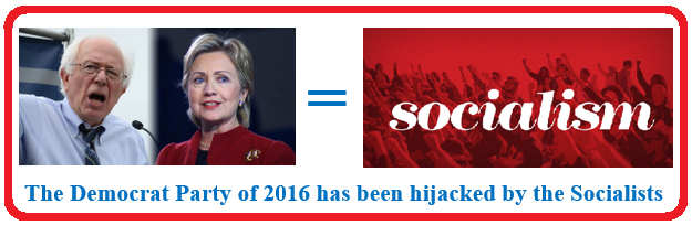 democrat party hijacked by the socialists