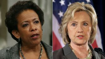 loretta lynch - hillary clinton