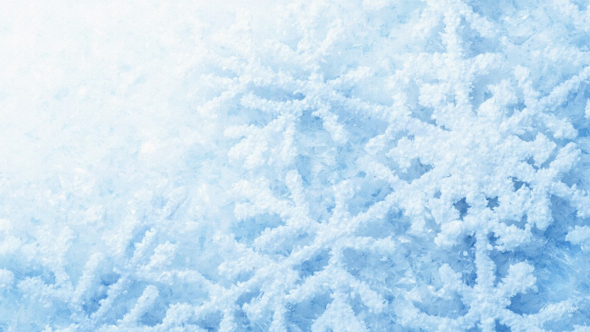 snowflake-wallpaper-3d