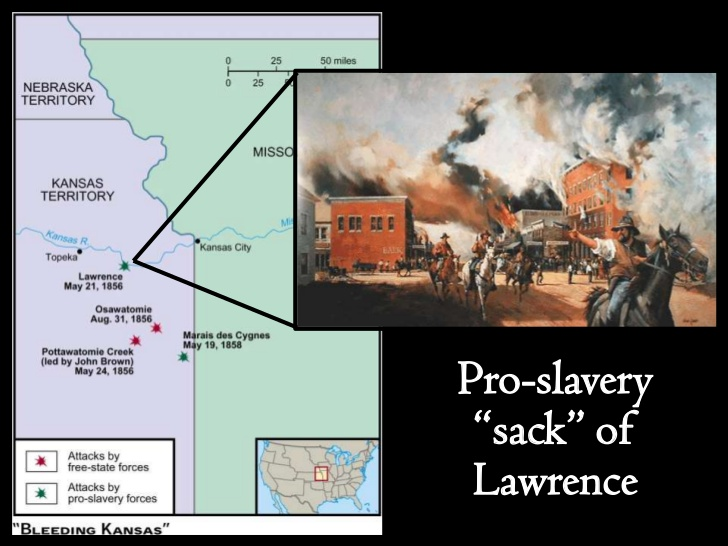pro-slavery-sack-of-lawrence-kansas