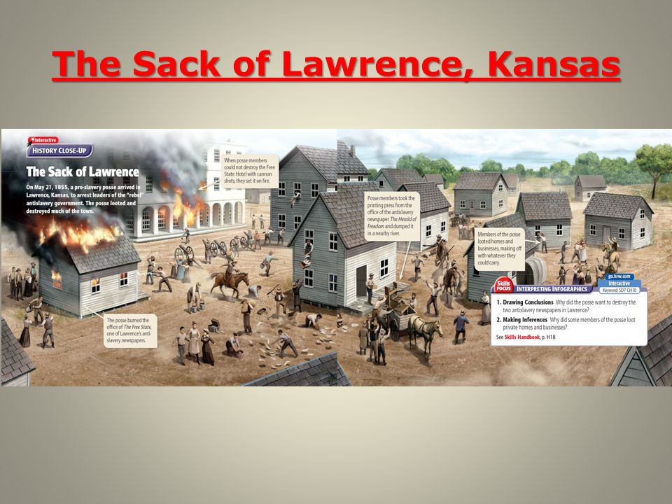 sack of lawrence kansas