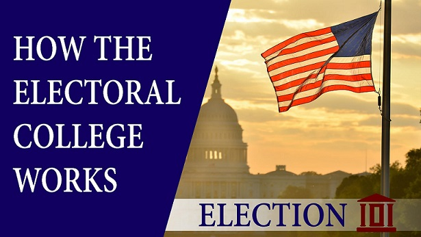 2016 how the electoral college works