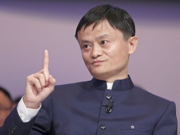 jack ma founder of alibaba dot com