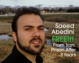saeed-abedini-free-from-iranian-prison-after-3-years
