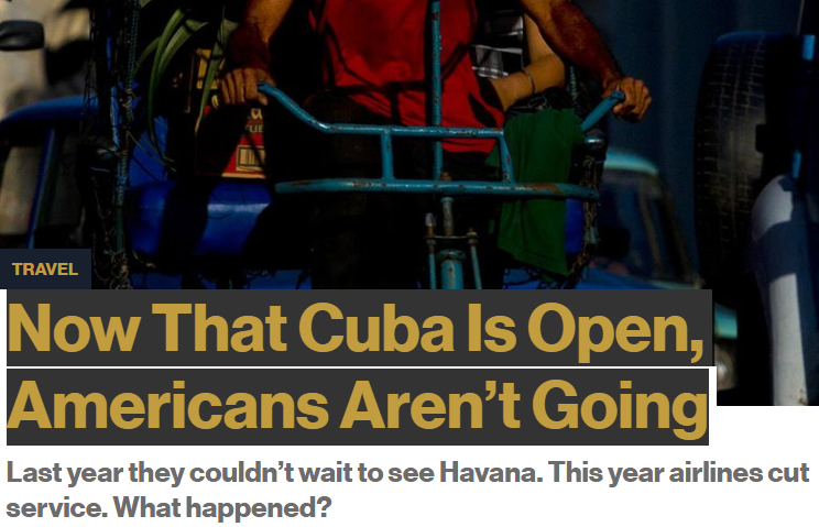 americans are not going to Cuba.PNG