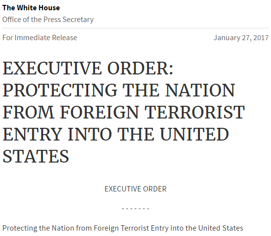 executive-order-of-the-president-1-27-2017