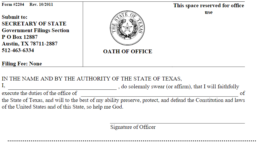 oath-of-office-texas