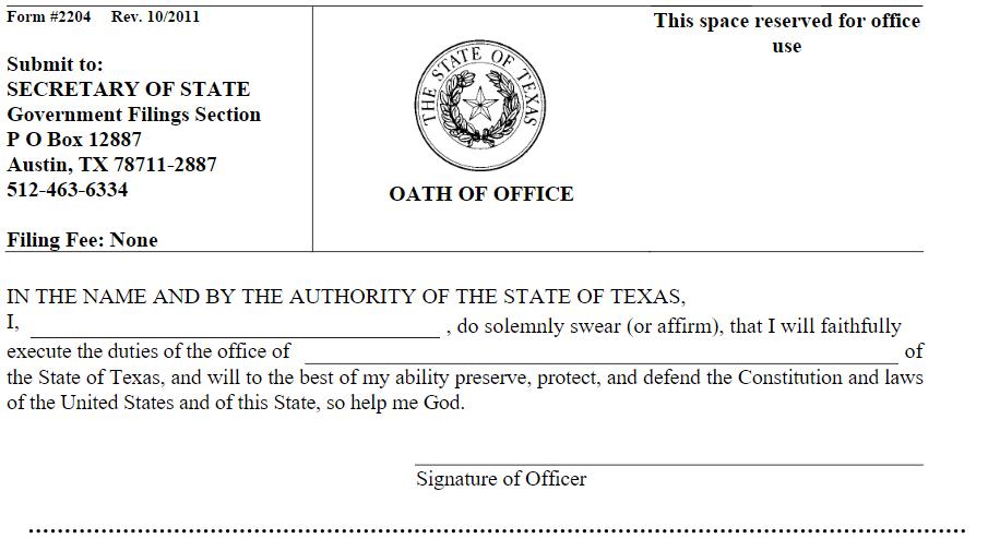 oath-of-office-texas