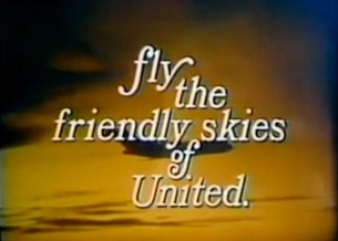 Fly the Friendly Skies of United TV
