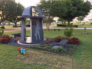 Gravesite Flowers 4-13-17