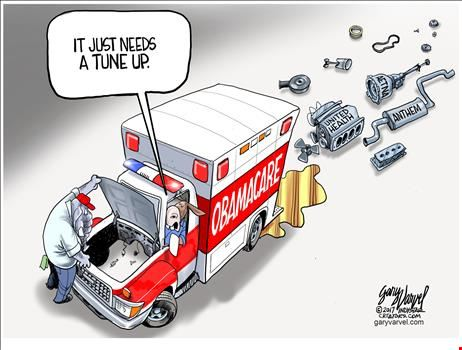obamacare just needs a tuneup - nonsense