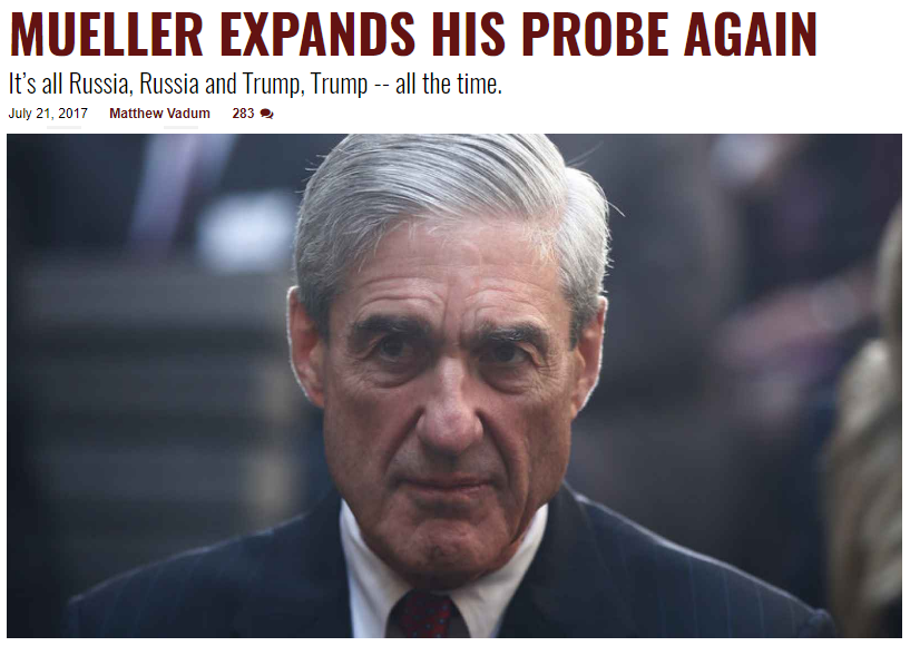 mueller expands his probe again