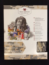 5 Day Survival Pack - Wise Company