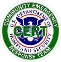 FEMA CERT Logo