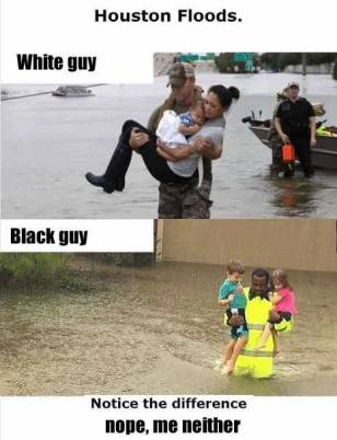 hurricane harvey rescues - see the difference