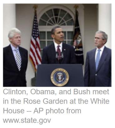 bush-clinton-obama-haiti-relief