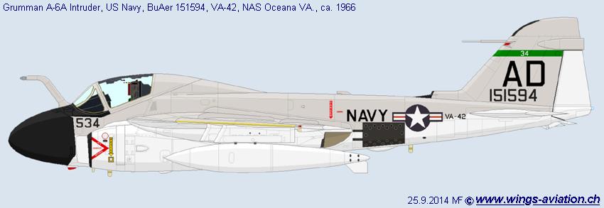 VA-42-1966-A6A Intruder