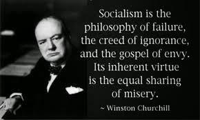 churchill on poverty