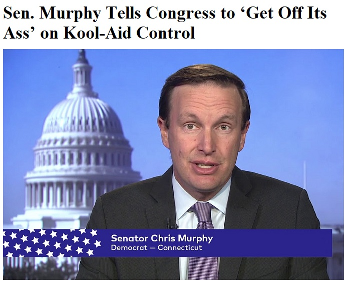 Sen Chris Murphy of Connecticut