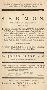 Sermon-Battle-of-Lexington-1776-Pastor-Jonas-Clark