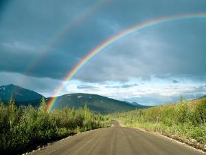 NatGeo photo of a rainbow