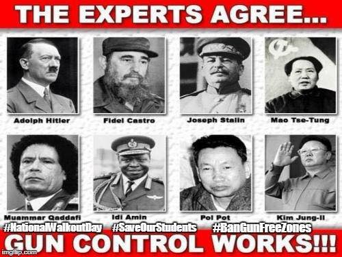 experts agree that gun control works