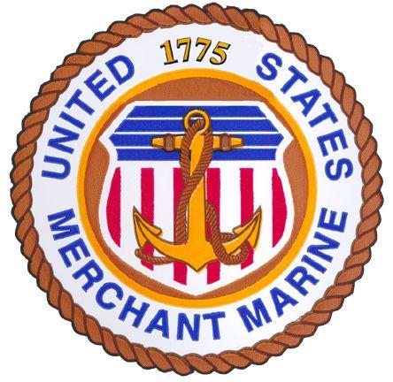 merchant marine emblem