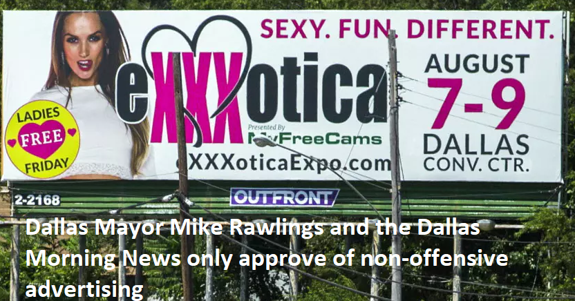 dallas mayor mike rawlings and the dallas morning news only approve of non-offensive porn advertising.png