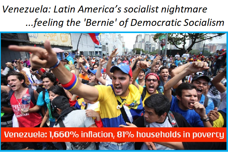 Venezuela - Latin Americas socialist nightmare