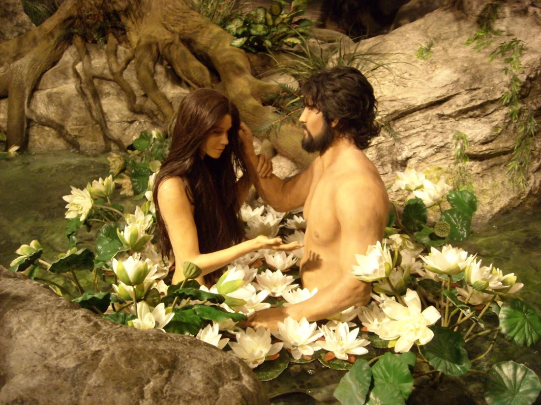 Adam and Eve - creation-museum