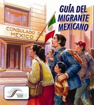 guia del migrante mexicano