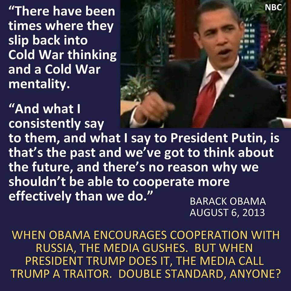 Obama encourages cooperation with russia 6 Aug 2013